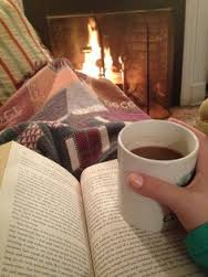 Hot chocolate snow day